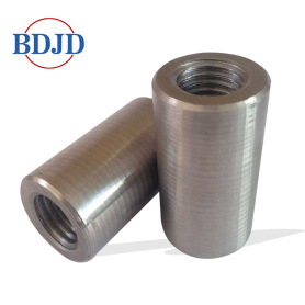 Mechanical Steel Screw Threaded Splicing Rebar Coupler