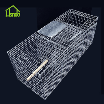 Efficient Pigeon Bird Cage Trap