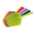 Plastic large scoop colander