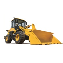 Leading for Small Wheel Loader Shantui 2 ton SL20WN Loader export to Singapore Manufacturer