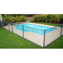 High Permance for Swim Pool Pvc Fence White Temporary Retractable Pool Fences supply to Denmark Manufacturers