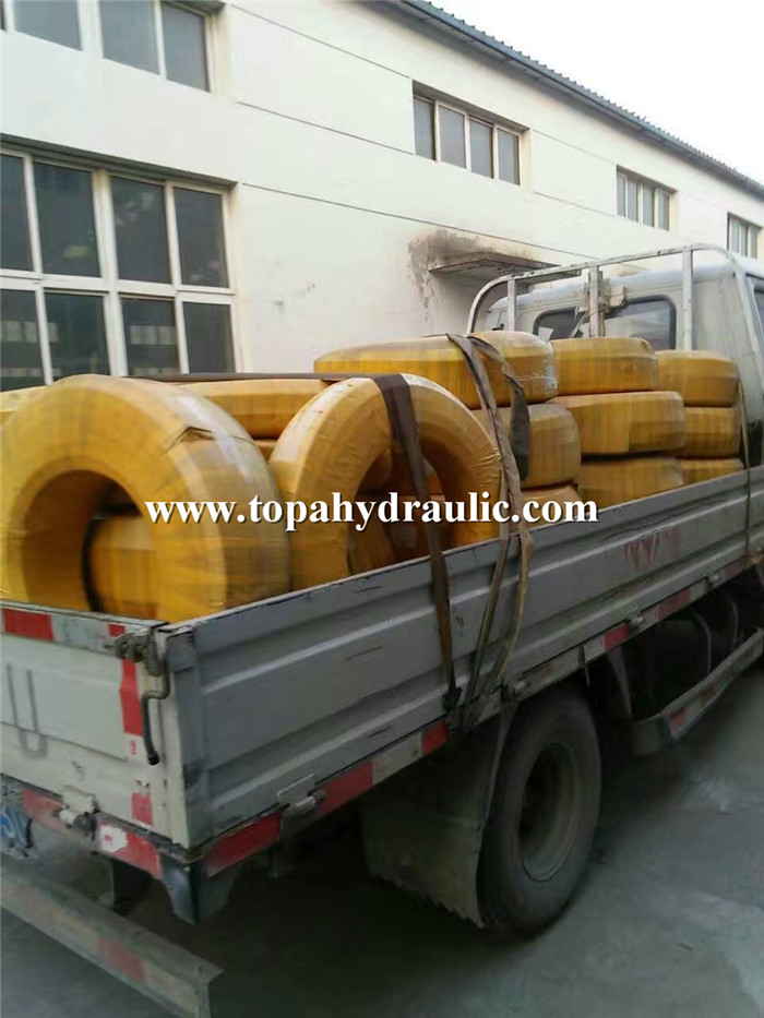 Italy rubber robust hydraulic hose