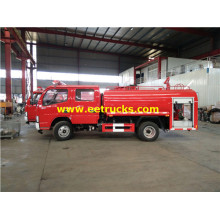 Dongfeng 3000 Litres Forest Fire Trucks