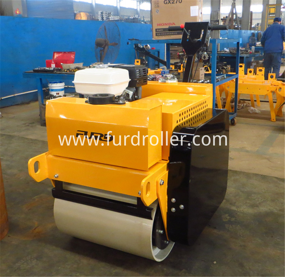 FYL-S600 Small Road Roller