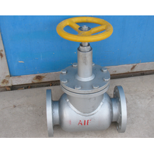 Low price for Straight Type Globe Valve DN40 Straight Type High Pressure Flange Globe Valve export to Madagascar Wholesale