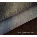 Jeans Cotton Yarn Dyed Woven Stretch Denim Fabric