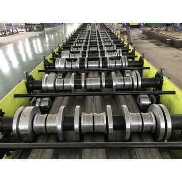 Effecient Steel Deck Roll Forming Machine