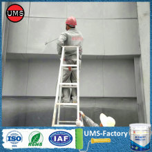 Concrete foundation waterproof coating cement