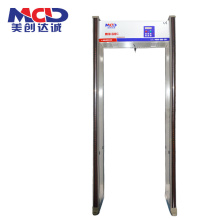 18 Zona Walkthrough Metal Detector
