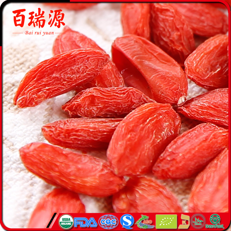 Promote skin dried goji berry