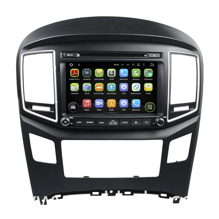 HYUNDAI H1 2016 CAR DVD PLAYER