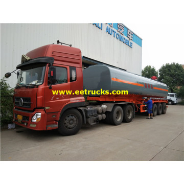25m3 Large Corrosive Liquid Transport Semi-trailers