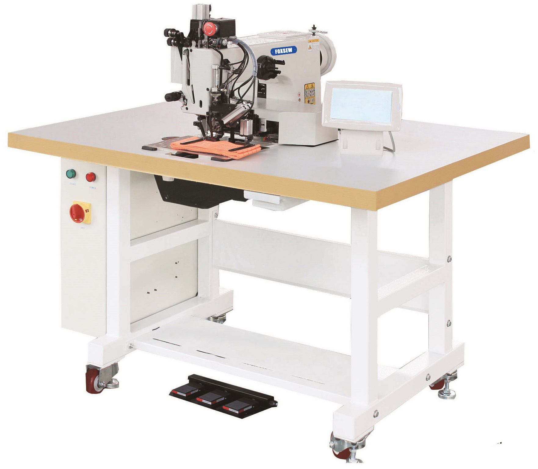 KD-1306H Automatic Heavy Duty Pattern Sewing Machine