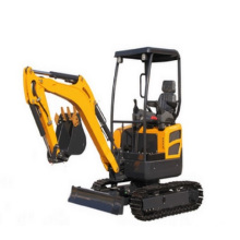 Best quality and factory for Small Excavator Mini crawler excavator 800 kg to 2200 kg supply to Kuwait Factory