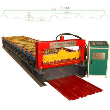 Building materials equipment of roofing making machine