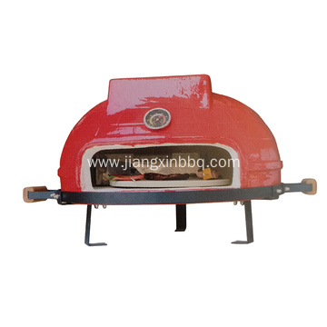 21 Inch Ceramic Portable Pizza Oven