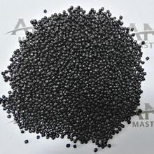 China for Package Material Black Masterbatch 25% CB Black Masterbatch export to Armenia Manufacturer