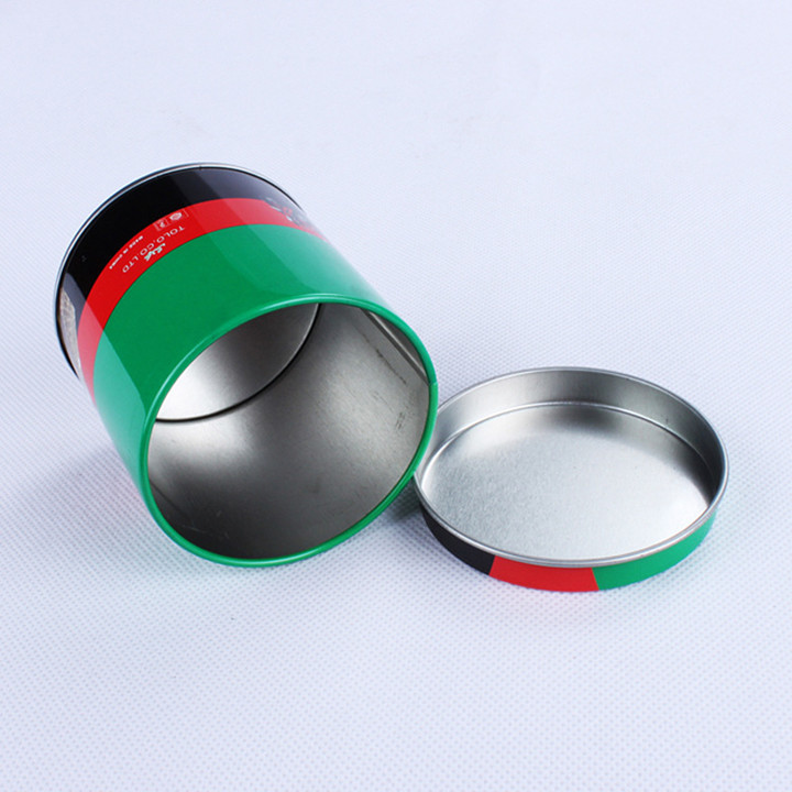 Car Motorbike Part Tin Can with printing