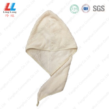 Hair dry basic towel headband sponge