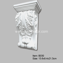 Factory Supplier for Decorative Brackets For Shelves Architectural Decorative Polyurethane Edinburgh Corbels export to Russian Federation Exporter
