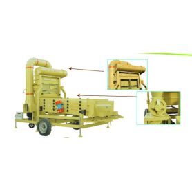 Hemp Seed Cleaning Machine with discount