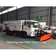 6x4 Sinotruck Howo Snow Removing Truck