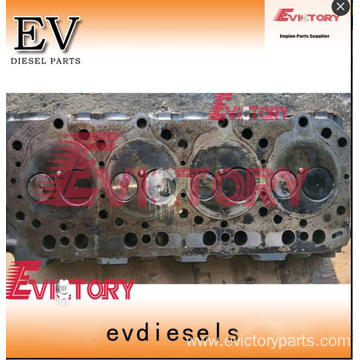 4D82 cylinder head block crankshaft connecting rod