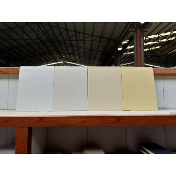 Fireproof waterproof insulation metal cladding panels
