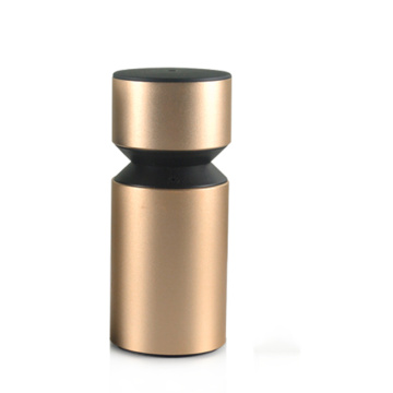 Gold Silver Aroma Diffuser Battery Operated For Car