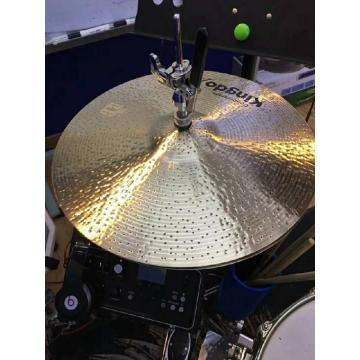 Handmade B20 Hi-hat Cymbals For Drum Set