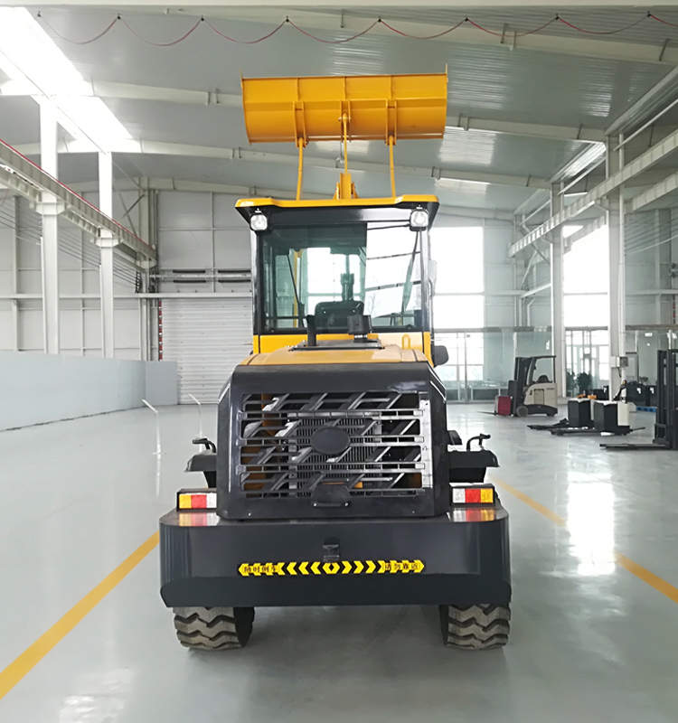 China Payloader
