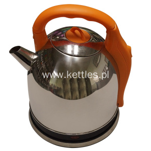 Wholesale Distributors for Stainless Steel Electric Tea Kettle Big Kettle 4.0 Liter Capacity supply to Belgium Manufacturers