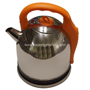 Big discounting for Stainless Steel Electric Tea Kettle Big Kettle 4.0 Liter Capacity export to Armenia Manufacturer