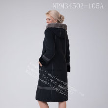 Australia Merino Shearling Coat For Women