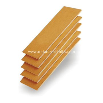Heat Insulation PBO Felt Strips For Aluminium Extrusion
