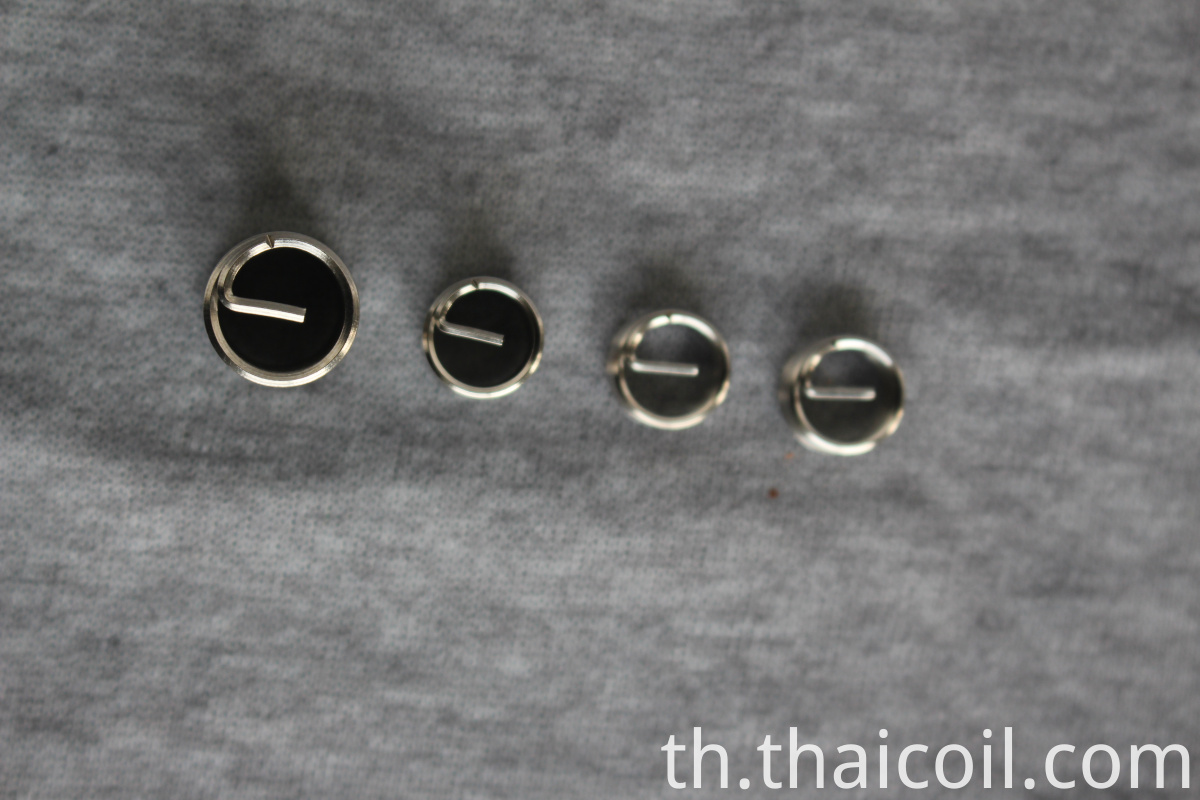 M6 Wire Thread Inserts