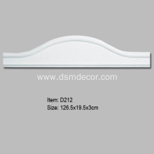 OEM manufacturer custom for Door Pediments Door and Wall Pediment Styles supply to Portugal Exporter