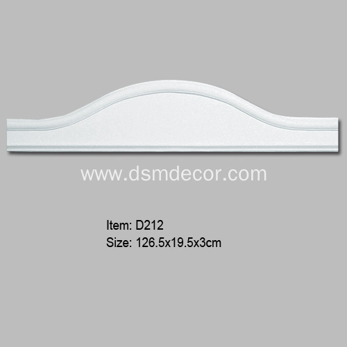 Door and Wall Pediment Styles