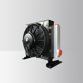 Fan Cooled Oil Cooler