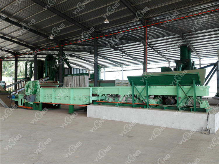 20tph Wood Pellet Production Line