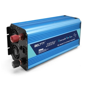 Best Price 2000W Pure Sine-Wave UPS Power Inverter