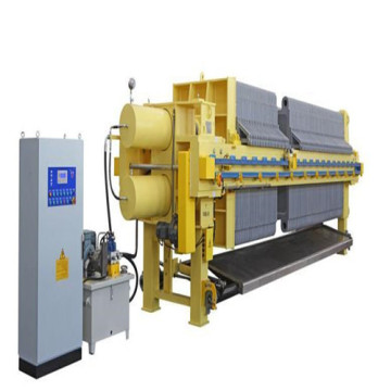10 Years for Belt filter Press Semi Auto Hydraulic Filter Press export to India Factory