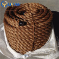 3 strand twisted manila rope