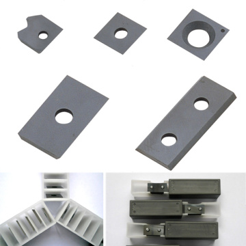 Carbide Inserts for Wood Planning Turning Milling