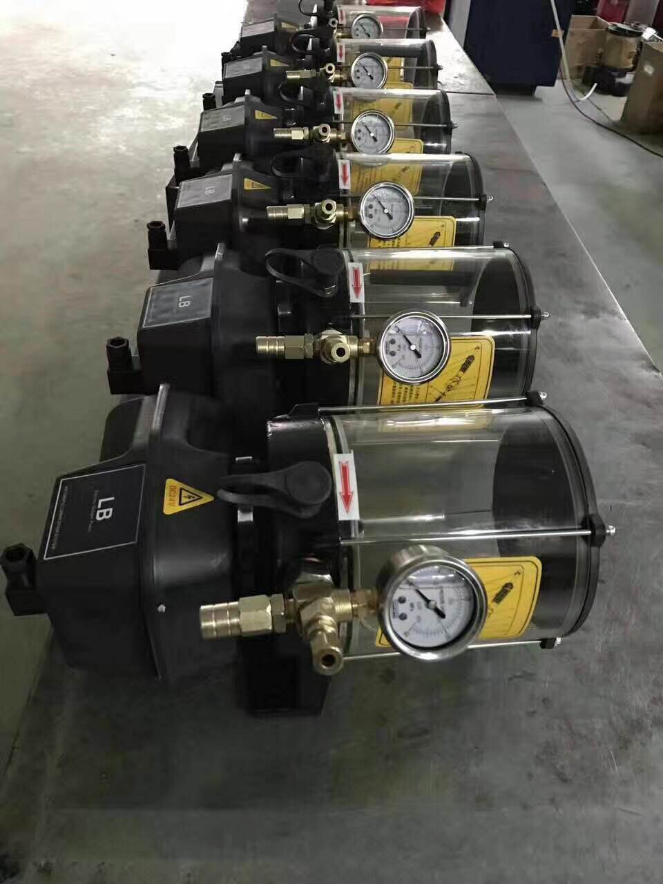 24v Lubricating Pump