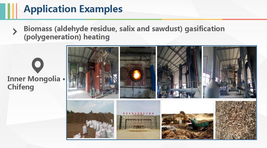 Wood Gas Generator >> China Wood Gas Generator Wood Generator Wood Chips Gas