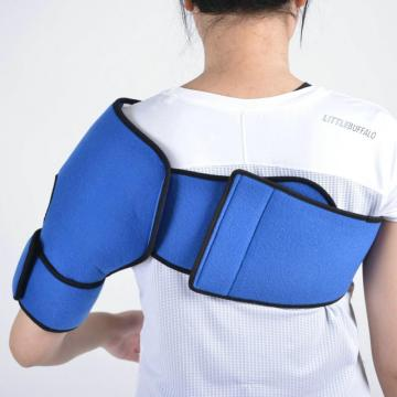 Shoulder Injury Recovery Gel Ice Cold Pack