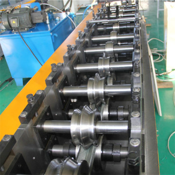 metal ceiling cross T bar frame roll forming machine