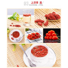 China Supplier for Dried Red Goji Berries Box,Natural Red Goji Berries Box,Red Goji Berry 20Kg Box Manufacturer in China Ningxia specialty Disposable medlar gift box supply to Antarctica Manufacturer