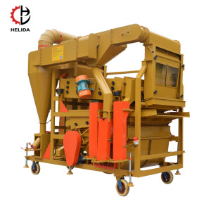 15Ton One Hour Grain Seed Cleaning Machine